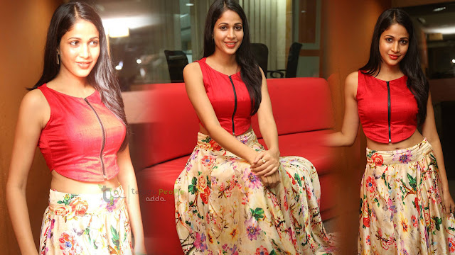 Lavanya Tripathi Latest HD StillsPhotos At Red FM