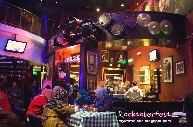 Rocktoberfest at Hard Rock Cafe