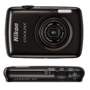 Flipkart: Buy Nikon Coolpix S01 Camera Rs.3999