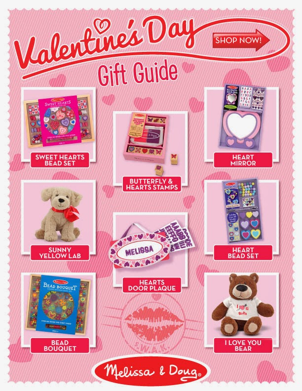 Valentine S Day Toy Prizes : Melissa doug toys be my valentine giveaway winners