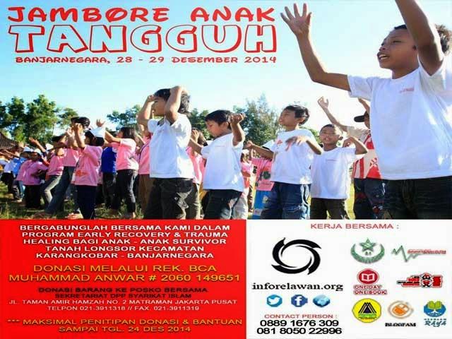 Jambore Anak Tangguh Banjarnegara