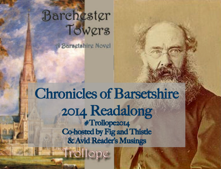 Chronicle of Barsetshire Read-Along