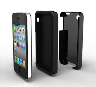 Dual Layer Protection for iPhone 4 and 4S Superleggera PRO