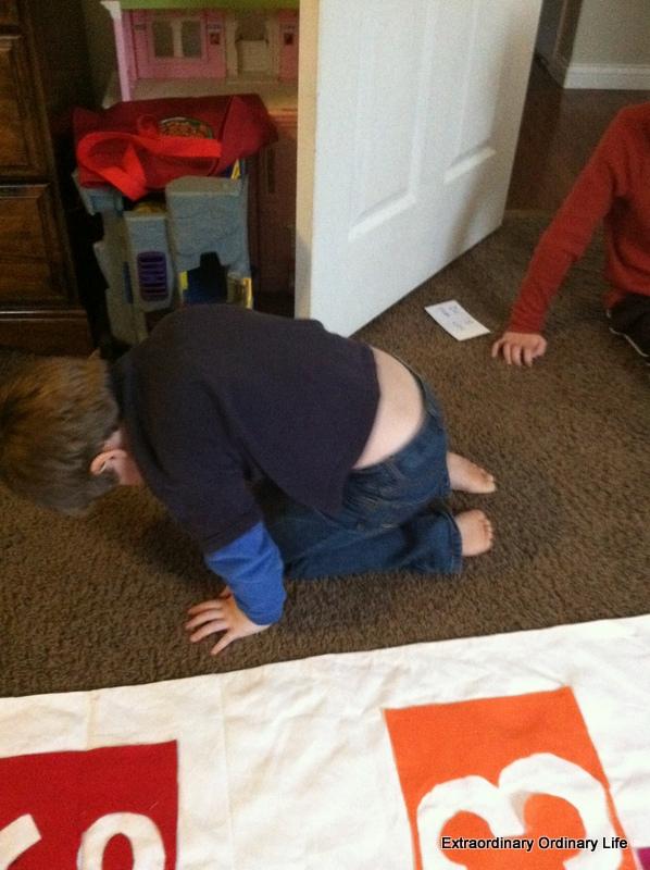 Extraordinary Ordinary Life Kids Activities An Inside