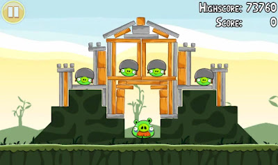 Angry Birds 2-21 Poached Eggs