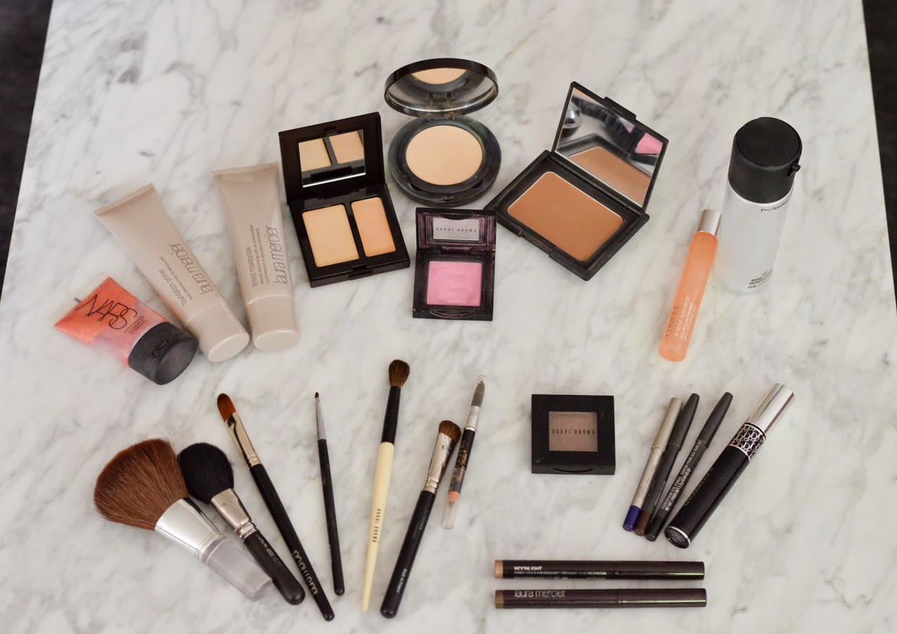 My Make Up Must Haves | Luci's Morsels