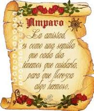 LA AMISTAD.