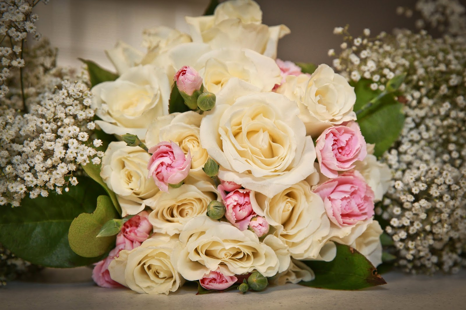 DIY Why Spend More Flowers from Sams Club for wedding