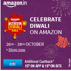 Amazon The Great Indian Diwali Sale