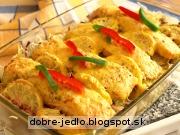 Zapekaný losos - recept