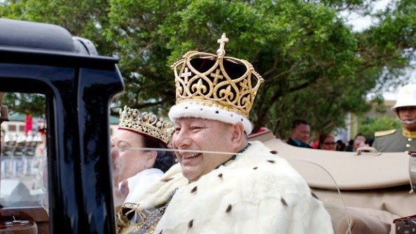 Princess Masako And Prince Naruhito Attend Tonga Coronation Ceremony