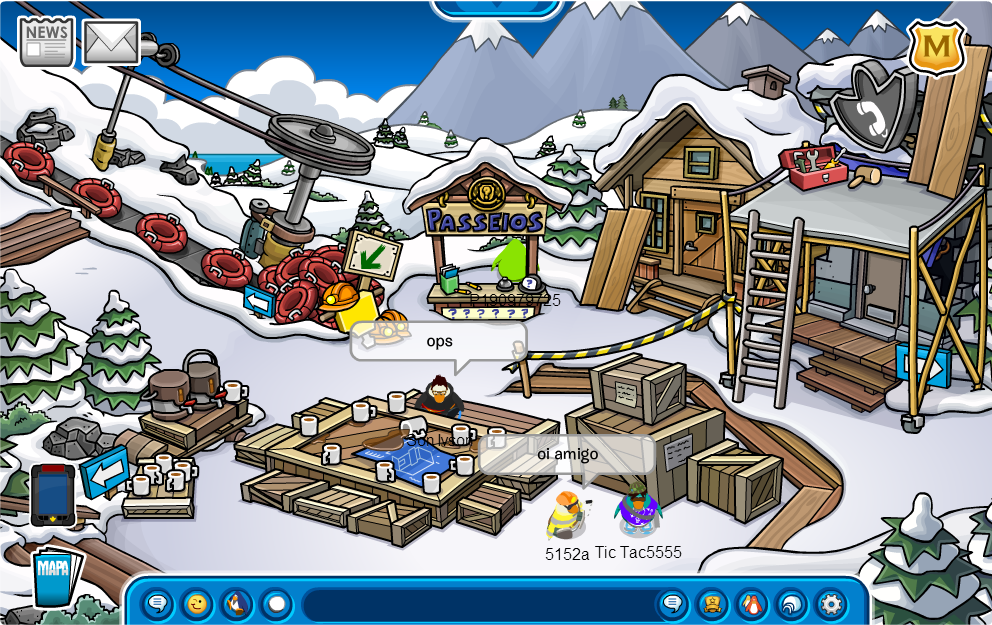 how to join the epf on club penguin rewritten