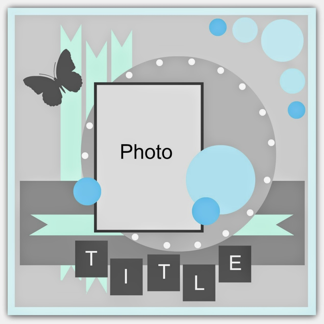 Heartedly Handcrafted: Scrapbook Layout And Greeting Card