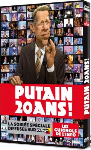 Les guignols de l'info Putain 20 ans ! EN STREAMING DVDRiP FRENCH