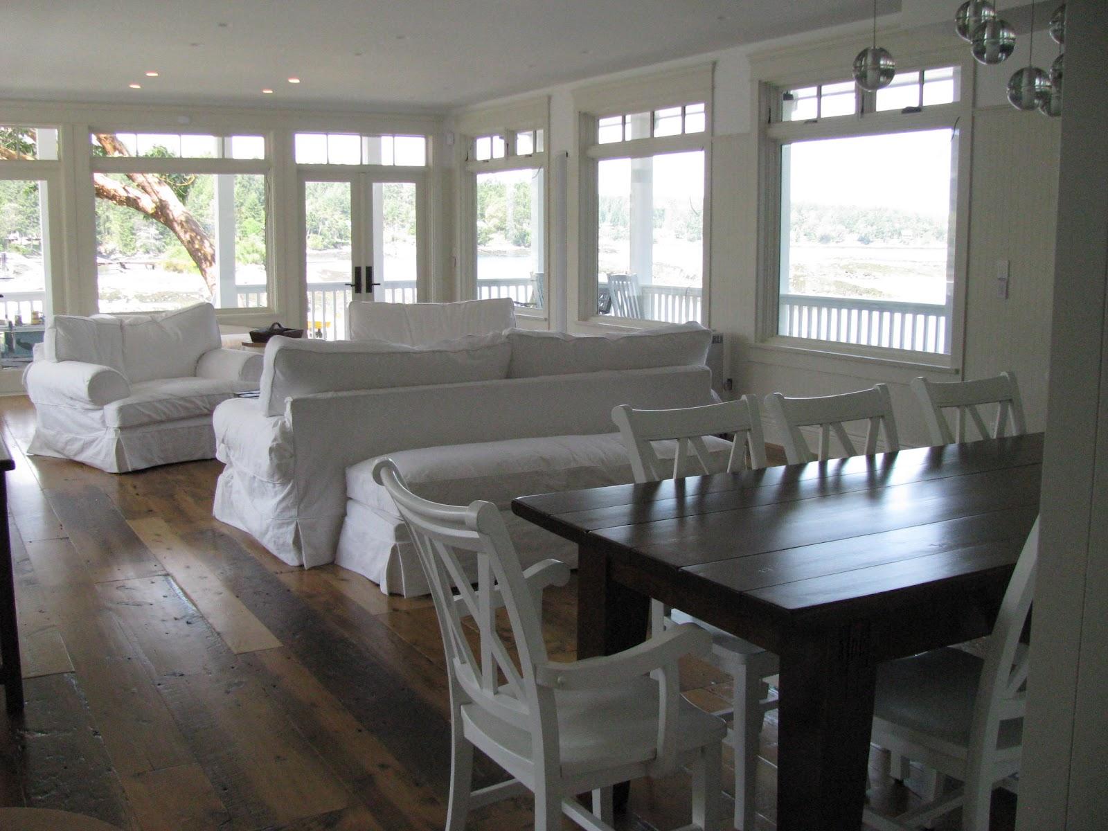 West Coast Cottage Interior Design