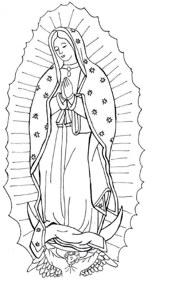 Homeschool Lite Our Lady Of Guadalupe