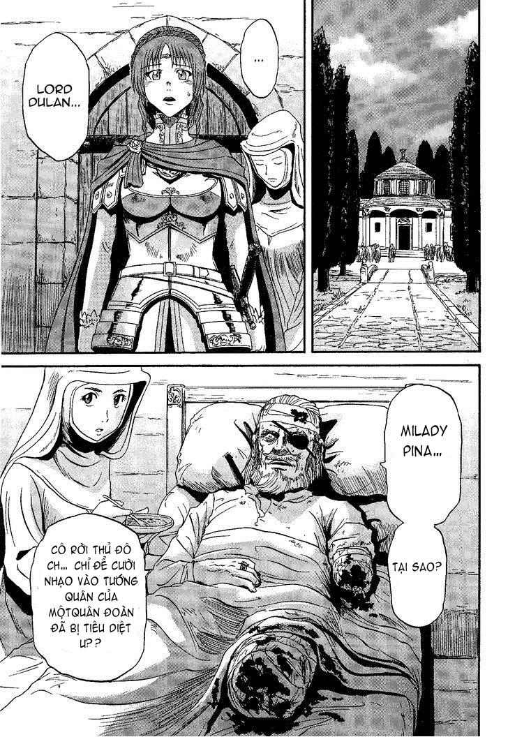 Gate – Jietai Kare no Chi nite, Kaku Tatakeri chap 8 Trang 9 - Mangak.info