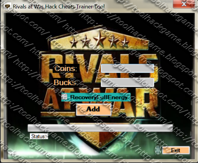 Rivals AT War Hack Android iOS