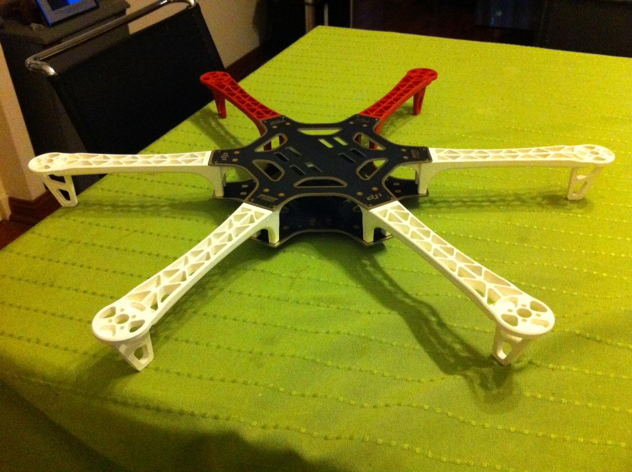 drone dji f550 hexacopter  | 800 x 600