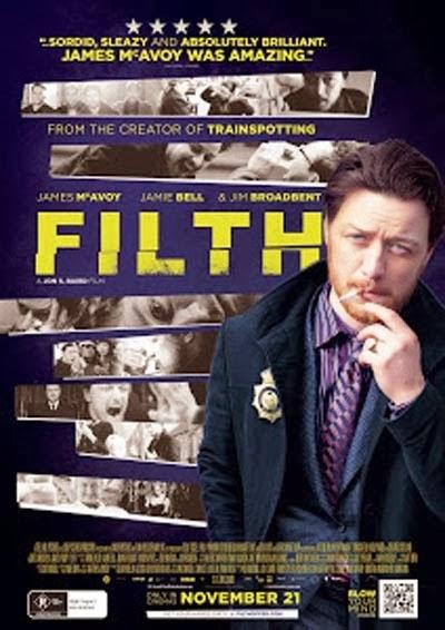 Filth – Legendado (2013)