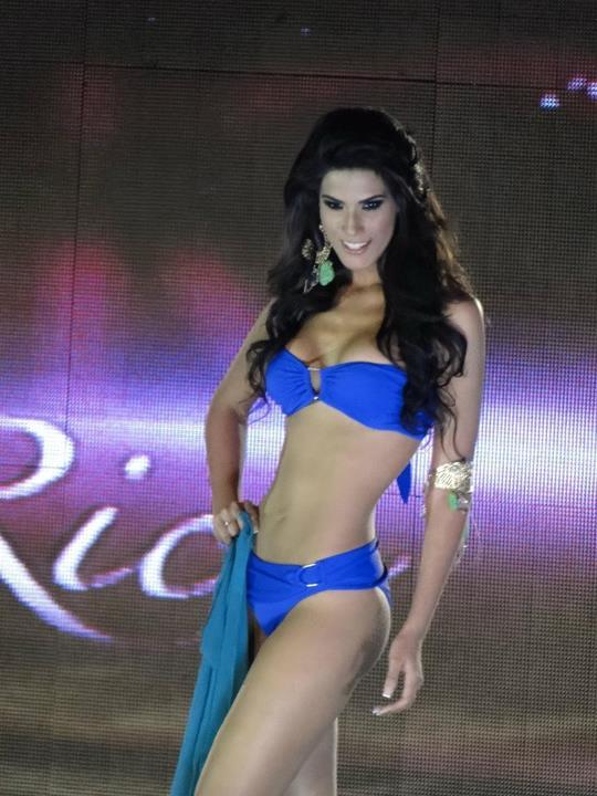 Marilyn Chagoya es Miss Mundo México 2013