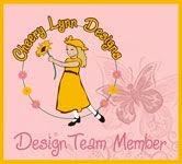 I Proudly Design For Cheery Lynn Designs
