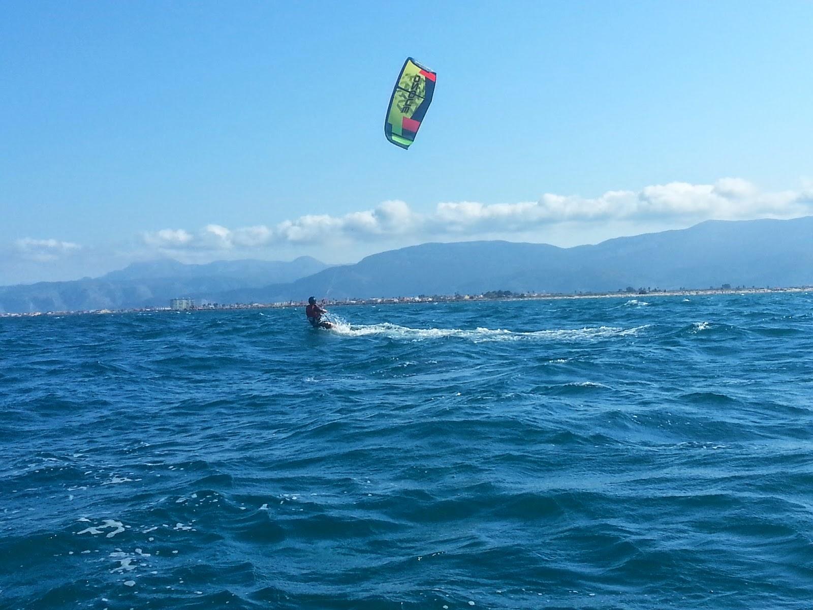 kitesurf en valencia