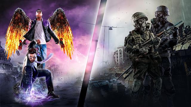 Бандл из игр серии Saints Row и Metro стал доступен в Xbox Marketplace по приятной цене