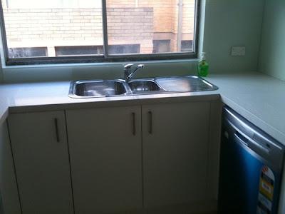 White Modular Kitchen Design Project by Kitchens in Focus Sydney Australia 003