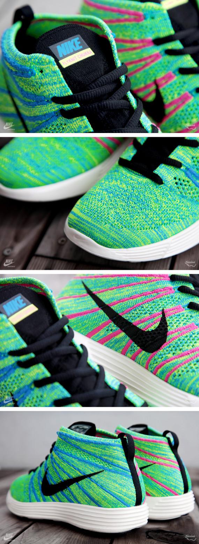 Nike Flyknit Chukka Herbst 2013 Kollektion