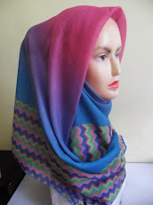NEW COLLECTION : TUDUNG BAWAL TRIBAL TONE RANIA..