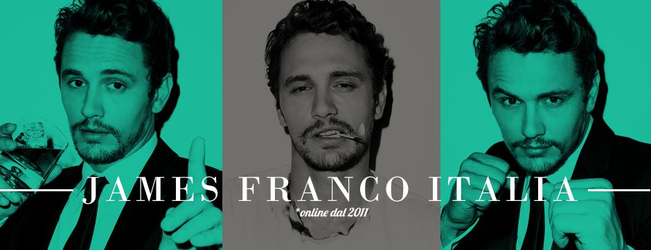 James Franco Italia