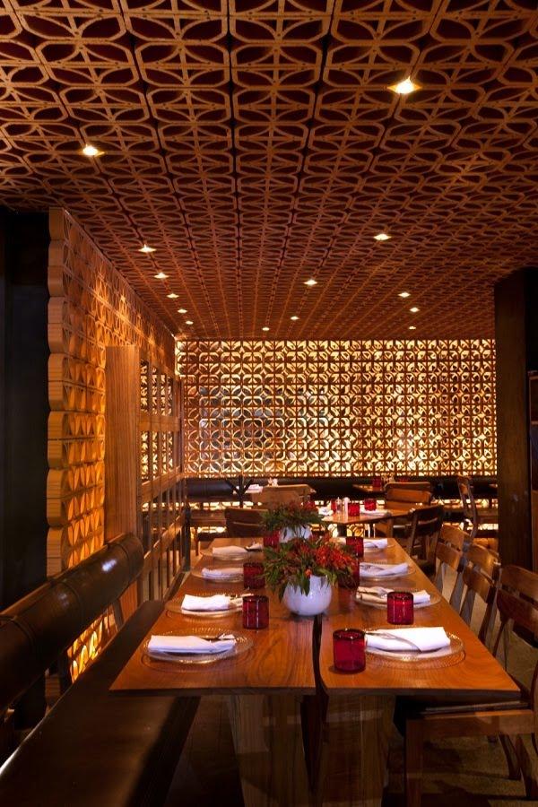 La nonna interior restaurant design by cherem serrano