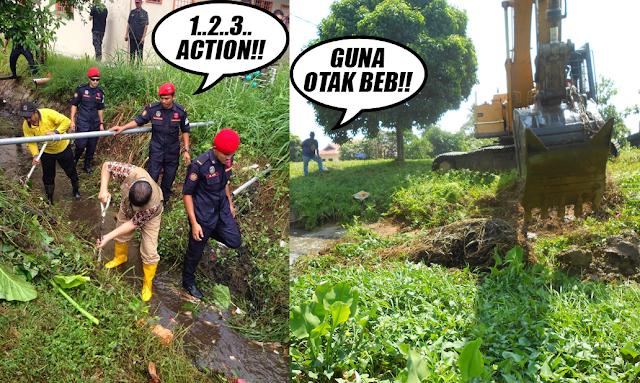 Menteri UMNO Wajar Tiru Azmin
