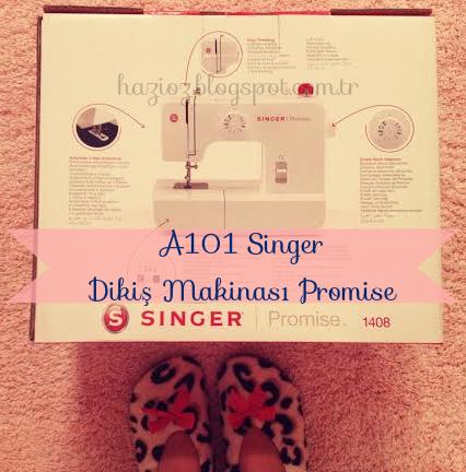 A101 Singer Dikiş Makinası Promise