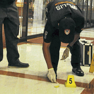 anggota forensik