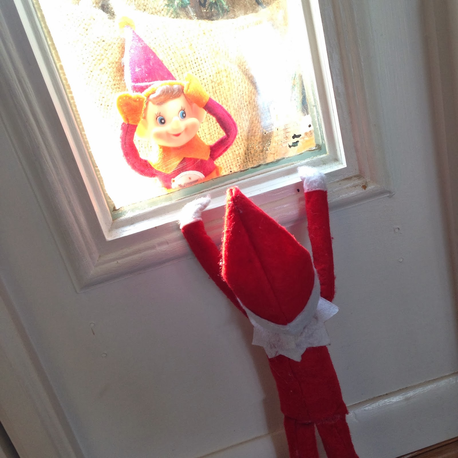 little bit funky  25 elf on the shelf ideas   pin for next year