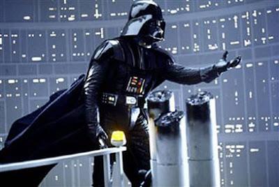 Darth Vader - Nueva trilogía de Stars War - curiosidades