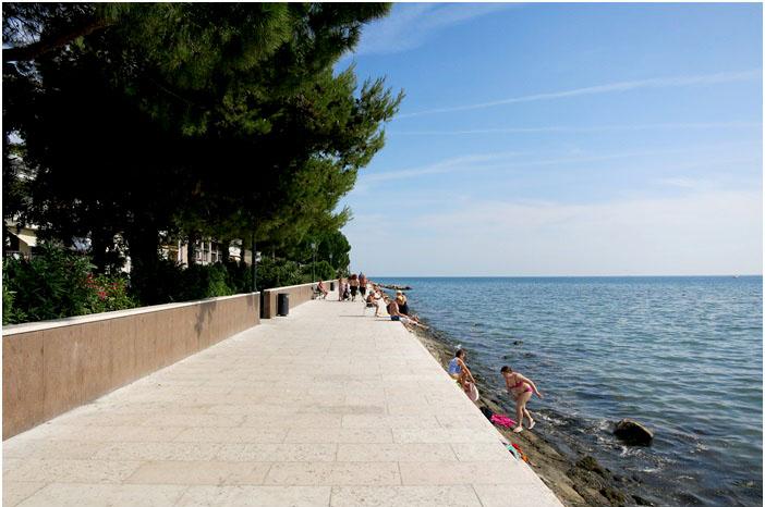 Travel Diary Grado Italien