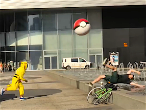 Pokemon Go Pranks!