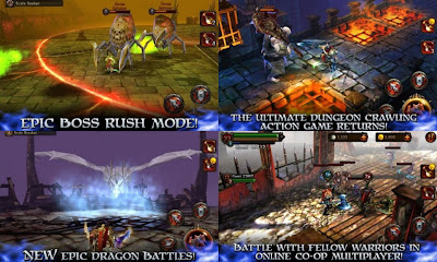 ETERNITY WARRIORS 2 v1.4.3 APK + SD Data Android