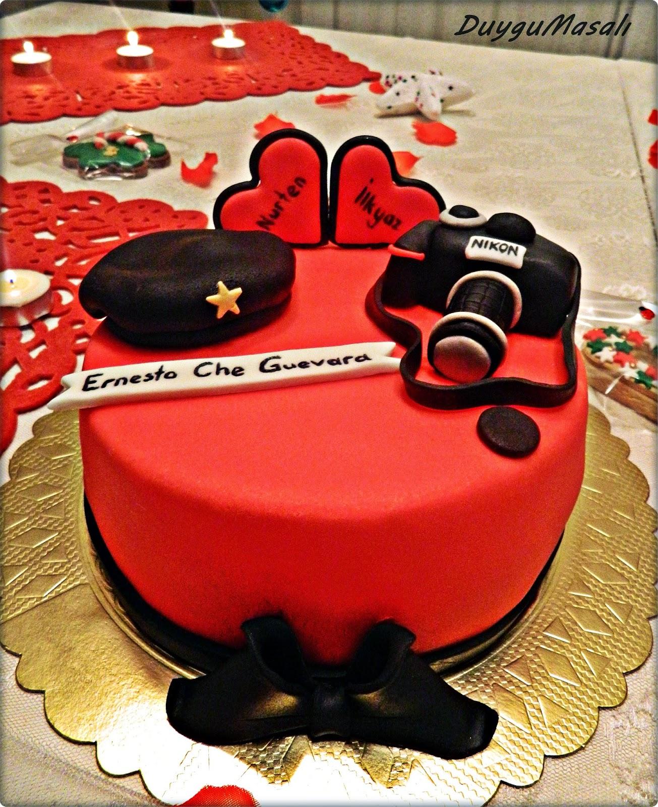 edirne fotoğraf makinesi pasta
