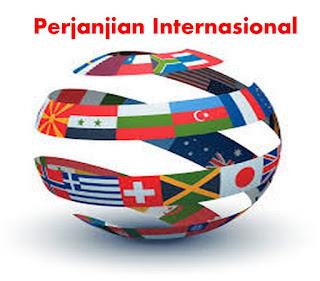 Perjanjian Internasional : Pengertian dan Makna