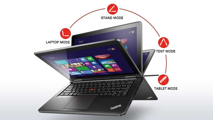 The Past, The Present And The Future of Lenovo's YOGA Lineup
