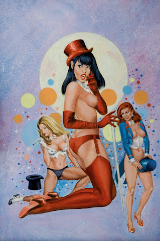 Gray Morrow pin up