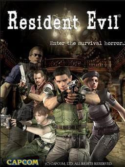 Resident Evil - Biohazard HD REMASTER iSO