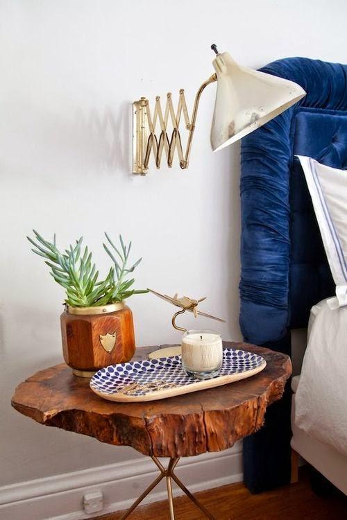 Lampara industrial acordeon de pared para dormitorio vintage