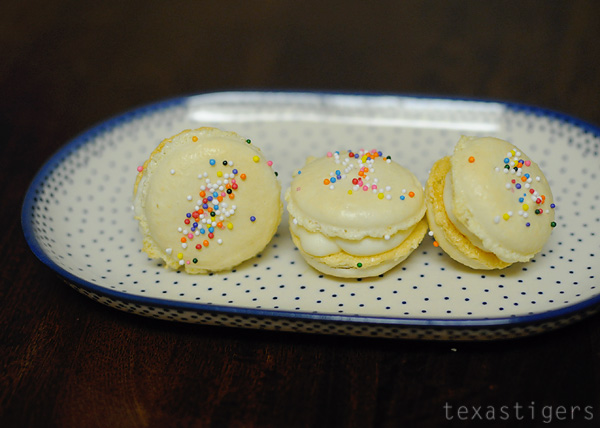 I Ended Up Adapting A Couple Different Macaron Recipes To Come With These My Mom Took Class In Paris While They Were Living There And Thats