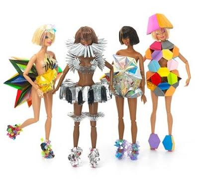 Barbie Selfridges Londra