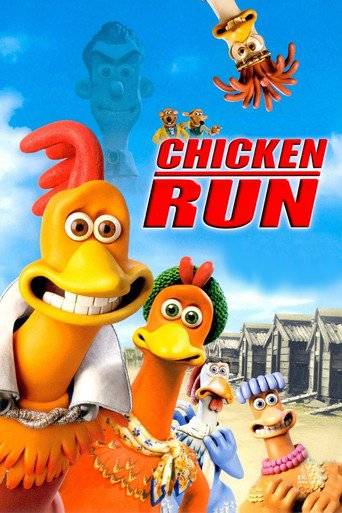 Chicken Run (2000) ΜΕΤΑΓΛΩΤΙΣΜΕΝΟ ταινιες online seires xrysoi greek subs